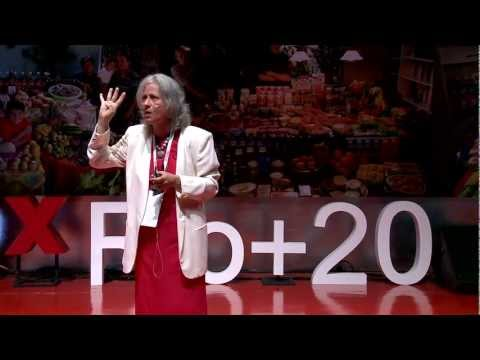 New Species: Homo Sapiens Frater: Eleanor Luzes at TEDxRio+20