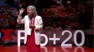 New Species: Homo Sapiens Frater: Eleanor Luzes at TEDxRio+20