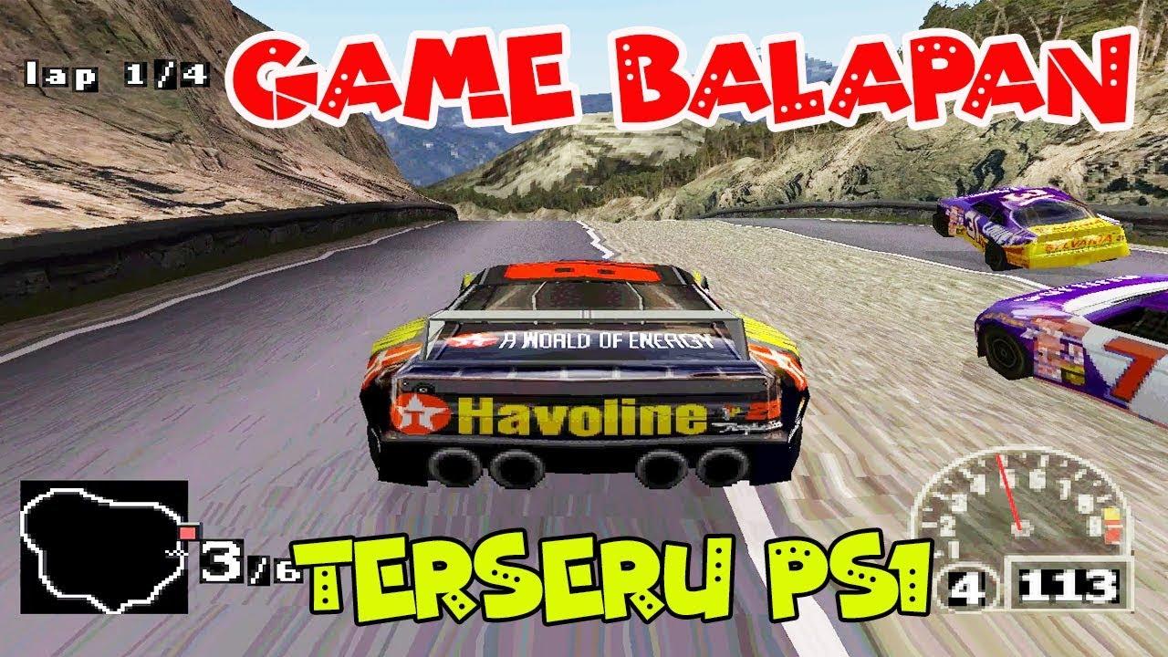8 Game Balapan Paling Populer di PS1 - Nostalgia - YouTube