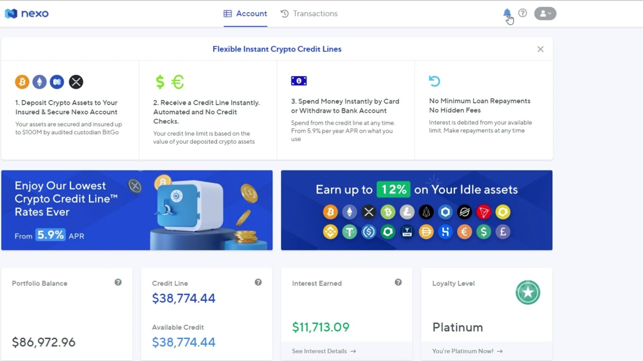 Download How to Earn Crypto Interest: А Guide to Your Nexo Savings Wallet