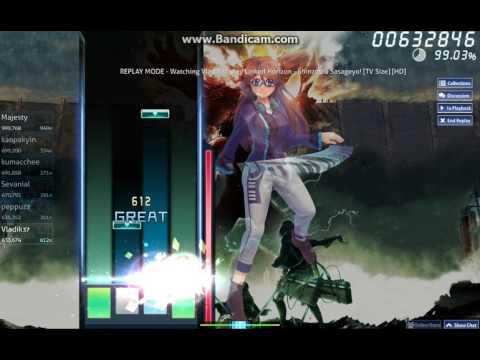 Linked Horizon - Shinzou o Sasageyo! [osu!mania]