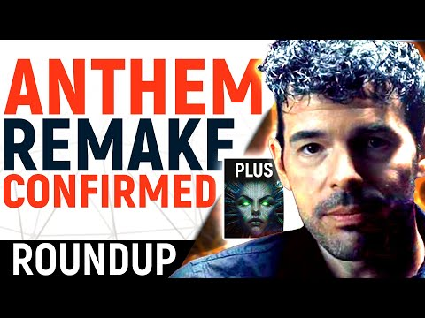 BioWare FINALLY Admit Reality: Anthem DEAD, '2.0' Confirmed | System Shock 3 Layoff & Acti Remasters