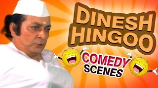 Dinesh Hingoo Comedy Scenes - Weekend Comedy Special - Indian Comedy