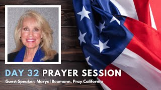 Day 32 | 50 Day Fight | Maryal Boumann