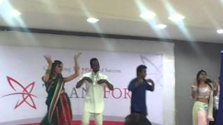 Miraz & Wasim on Radha tera Thumka with Garima & Kittu .mp4
