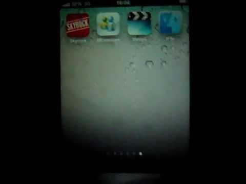 Tuto Comment Changer Le Nom D Un Icone Sur Iphone Ipod Youtube