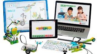 Lego WeDo 2.0 robotics kit for Education