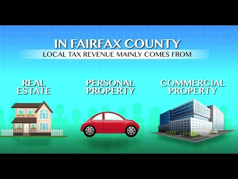 What Taxes Do We Pay in Fairfax County?
