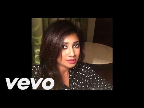 Shreya Ghoshal - Gore Mukhde Pe Karaoke With Lyrics Specail 26