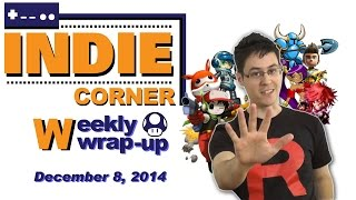 Shovel Knight Sells 300k, Space Hulk & New Renegade Kid Game - Indie Corner WW Dec 8