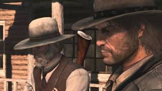 Red Dead Redemption Liars & Cheats Pack | trailer Tokyo Game Show (2010)