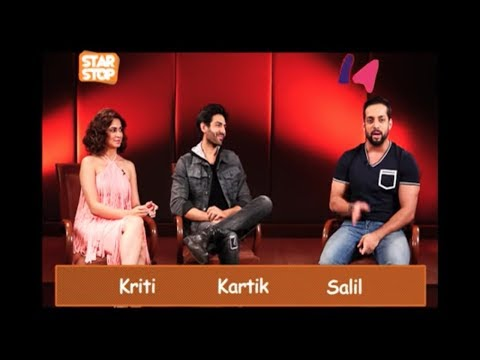 Guest In London | Exclusive Interview | Kartik Aaryan, Kriti Kharbanda | B4U Start Stop