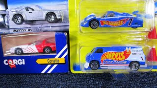 Hot Wheels Corgi Auto City Models bought from Mettoy Ltd