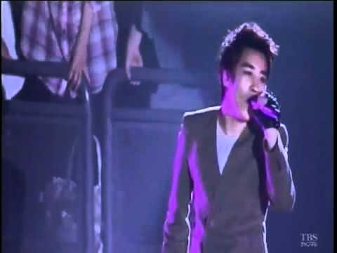 Big Bang  Tell Me Goode IRIS  Stage @ Saitama 100601