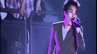 Big Bang - Tell Me Goodbye [IRIS Live Stage @ Saitama 100601