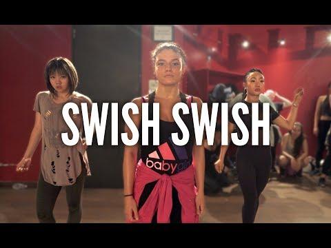 KATY PERRY - Swish Swish   Kyle Hanagami Choreography