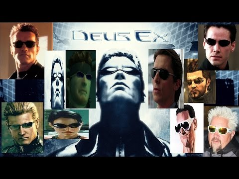 Deus Ex : How to Wrastle like Holk Hulgan: Back to the Revengeance of Neo Game of the Year Edition |