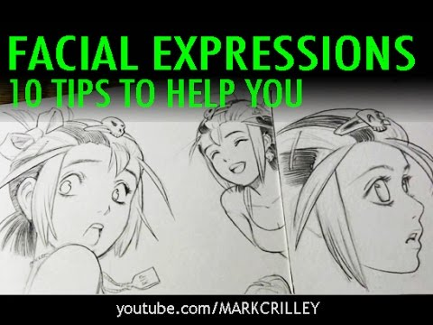 facial-expressions-in-comics:-10-tips-to-help-you