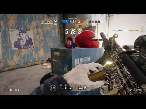 Rainbow six siege /all game modes