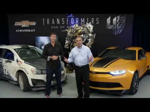 Transformers and GM