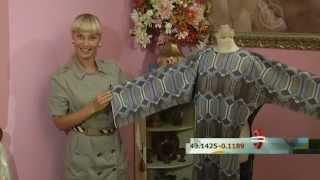 098 - Ольга Никишичева. Платье из флиса