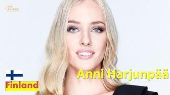 Miss Universe 2019 | Finland | Anni Harjunpää