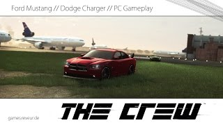 The Crew: Ford Mustang // Dodge Charger // Catch the Dodge // PC Gameplay