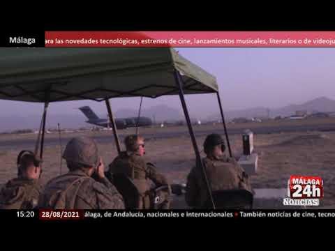 🔴Noticia - EEUU lanza un ataque aéreo en respuesta al atentado en el aeropuerto de Kabul