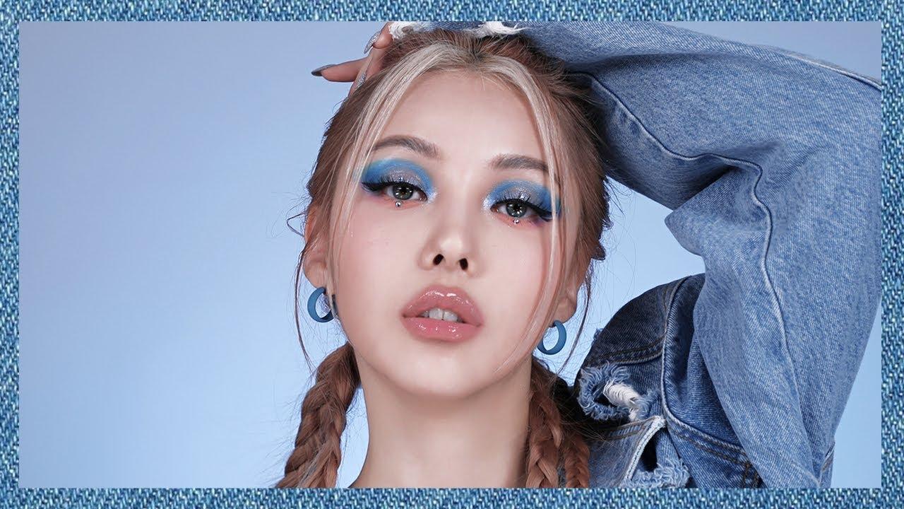 👖🍬데님 팝 메이크업 Denim Pop Makeup