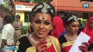 ചായമിട്ട് വേഷമണിഞ്ഞ് നൃത്തമാടി ഈ കളി വേദിക്ക് പുറത്ത് | Kerala School Kalolsavam 2018