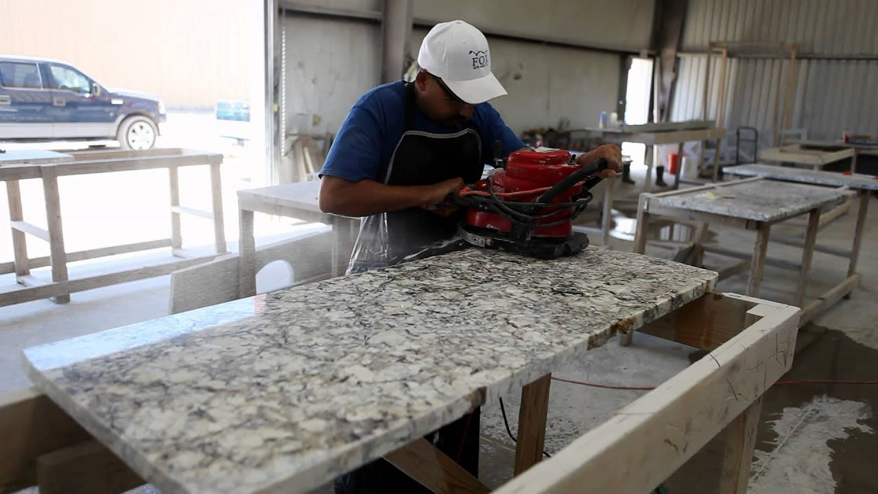 granite countertops fabrication