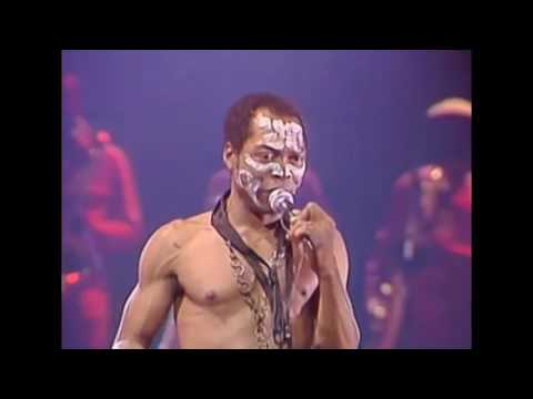 Fela Anikulapo-Kuti and Egypt 80, Live at the Zenith, Paris in 1984 Audio HQ
