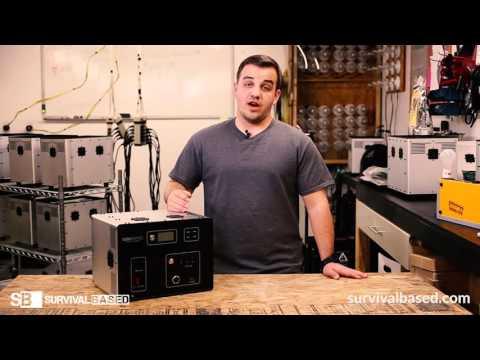 Completely Fuel-less Solar Generator