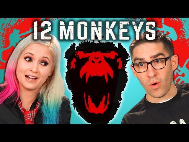 ADULTS REACT TO 12 MONKEYS (TV Series)