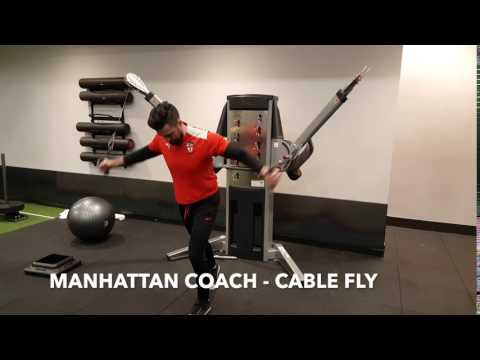 MANHATTAN COACH - CABLE FLY