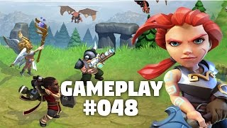 lets play dragonstone guilds and heroes android gameplay walkthrough 048 tree upgrade