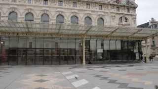アキーラさん訪問①フランス・パリ・オルセー美術館Musée d'Orsay,Paris,France