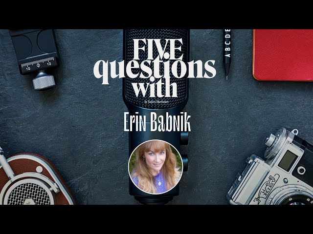 5 Questions with … Erin Babnik
