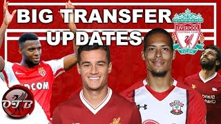 """""""Everything You Need To Know"""" Van Dijk,Thomas Lemar, Phillipe Coutinho And Mohamed Salah #LFC"""