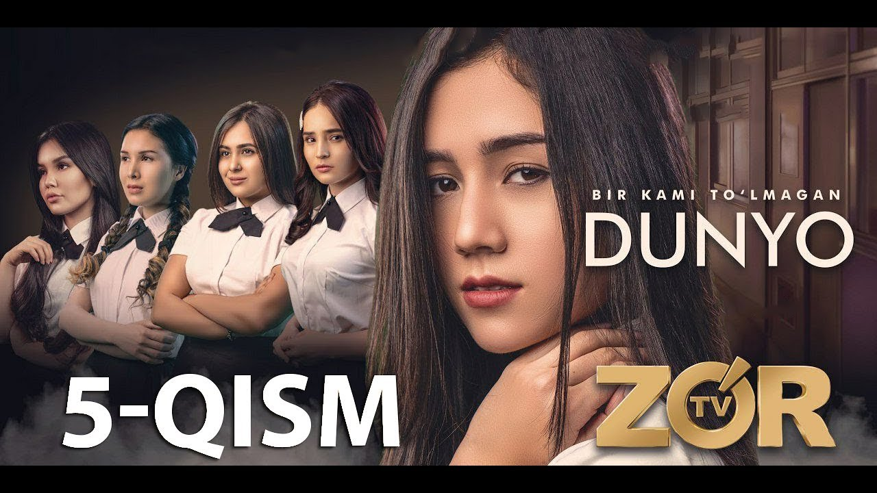 Bir kami to'lmagan dunyo (o'zbek serial) | Бир ками тўлмаган дунё (узбек сериал) 5-qism