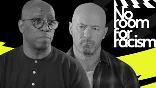 Ian Wright and Alan Shearer share their experiences of racism | There is No Room For Racism