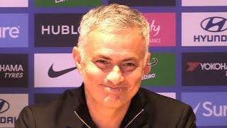 Chelsea 2-2 Manchester United - Jose Mourinho Full Post Match Press Conference - Premier League
