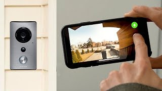 Best Budget Smart Doorbell For Your Home in 2019 (Wireless Doorbell Camera)