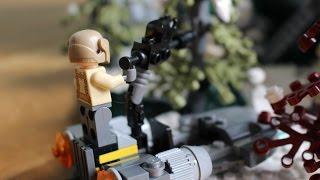 LEGO Star Wars Genau Hingeschaut Deutsch Force Awakens Base