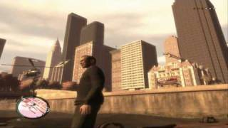 GTA 4 Low Settings vs Max Settings