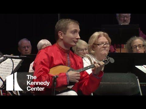 The Washington Balalaika Society  - Millennium Stage (July 19, 2017)