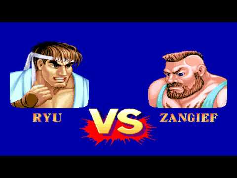 Street Fighter 30th Anniversary Collection - Street Fighter II: Hyper Fighting