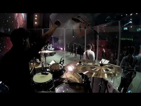 Planetshakers - Hope Of All Hearts - Live Drum Cover