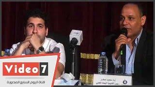 رئيس أكاديمية البحث العلمى: أول رائد فضاء مصرى مثالاً يحتذى به لشباب مصر
