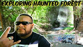 Exploring Haunted Forest - Serial Killers House